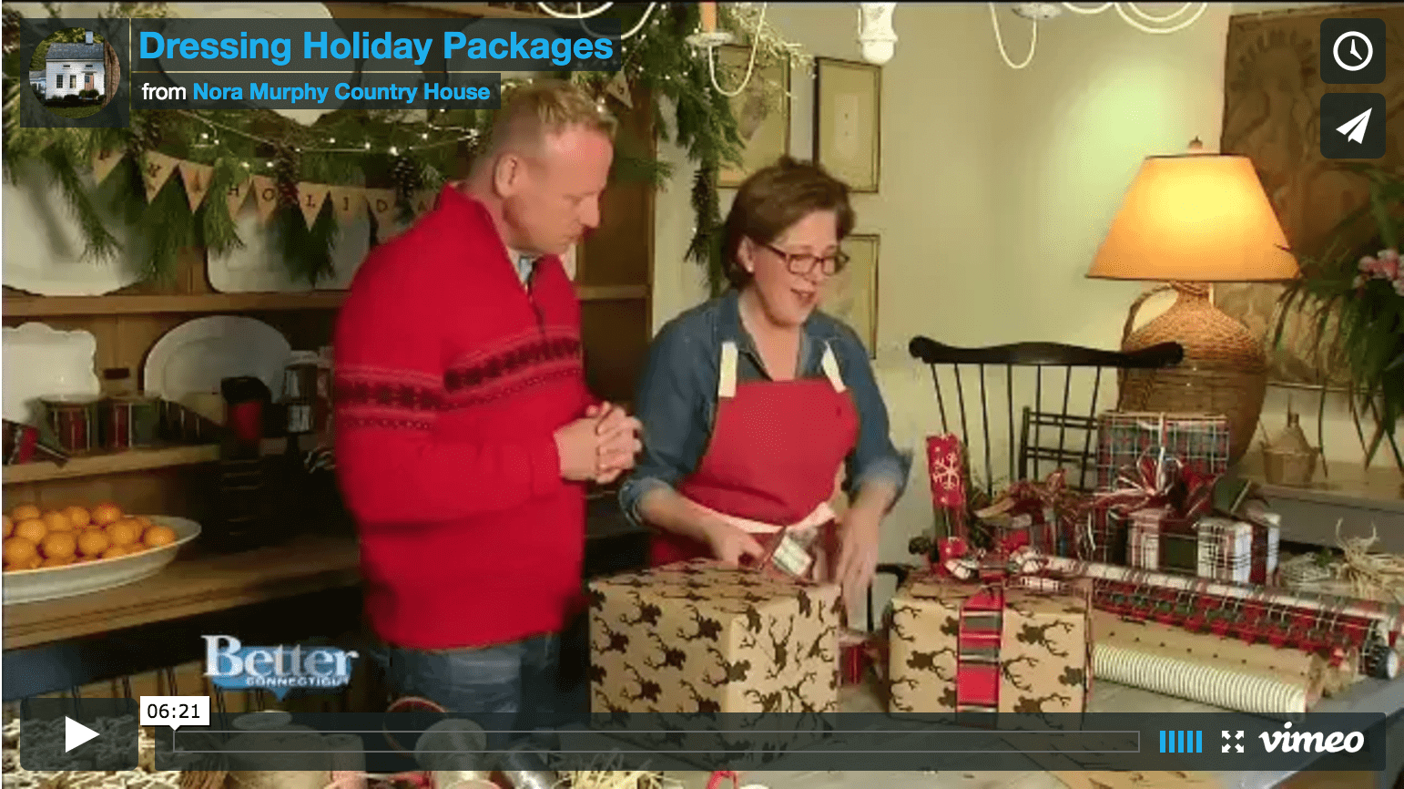 Dressing Holiday Packages