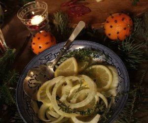 Fennel and Lemon Salad